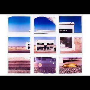 Gray Malin Prada Marfa Nine Polaroids